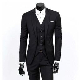 Discount Casual Wedding Suits Groom Sale   2017 Casual Wedding ...