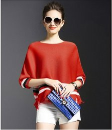 Wholesale Spring summer new women s top hit color simple loose Bat Sleeve T Shirt Size fold ultra loose oversized good wear comfort