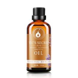 Wholesale Vivis Secret V02 Relaxing Massage Oil ML Lavender Essential Oils Great For Sensitive Skin For Women Men Help Sleep