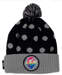 New Arrival ROSA DOLPHIN BEANIES chapéus Chapéu de Inverno Beanie-Wasted Beanie Beanies Chapéus de qualidade superior Snapback Caps Frete Grátis