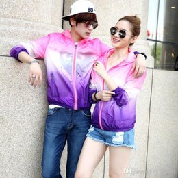 Wholesale Lovers Dress Ultrathin Outdoor Sport Skin Defence Ultraviolet Rays Loose Coat Serve Woman Will Code Sunscreen Clothes Male Unisex panties