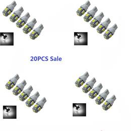 Cool Blue Light Bulbs: T10 1W Cool White LED Car Light 5 LED SMD 5050 LED Daytime Running Cars  Bulbs Decorative DC 12V LED Light Lamp JTCL015,Lighting