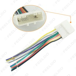 discount aftermarket wiring harness 2017 wiring harness for Aftermarket Wiring Harness Cars wholeasale 50pcs 12pin car audio stereo wiring harness adapter for nissan subaru infiniti install aftermarket cd dvd stereo aftermarket wiring harness for cars