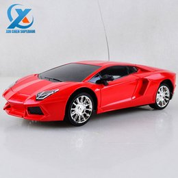 wholesale children radio 2ch rc speed toy car remote control electric racing car toy vehicle model 124 for kids boys gifts fast shipping fast remote