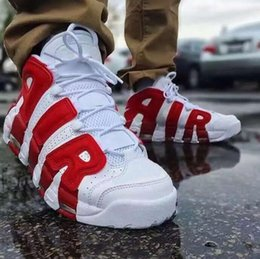 online shopping AIR More Uptempo Scottie Pippen Shoes For Lover Fashion Best Price Top Quality Athletic Sport Sneakers Eur