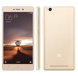 Оригинал Xiaomi редми 3 Pro 3G RAM 32G ROM отпечатков пальцев ID Snapdragon 616 окта Ядро Android смартфон 5