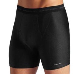 Wholesale 2016 ExOfficio Men s Give N Go Boxer Brief Men Sexy Fast Dry Underwear Male Swimwear Beachwear Trunks Shorts Mens Boxers Pouch Mesh Trunks