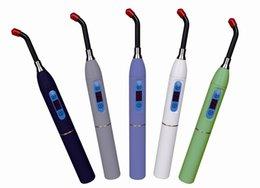 2016 Экологичный красочный стоматологический беспроводной большой мощности Стоматологический светодиод Лечение света