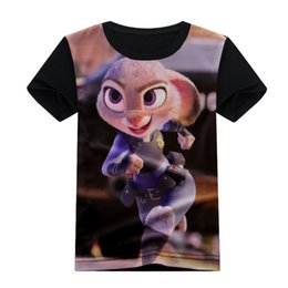 Wholesale 2016 Hot New children T shirts T cartoon style kids tees fashion T shirts for girls boys cut baby child short sleeve clothes