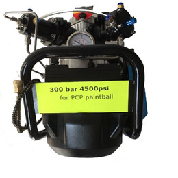 Легкий мини и дешевый 300 бар 4500psi компрессор высокого давления для наружного спорта Airsoft PCP pantball
