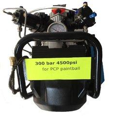 Mini compresseur d'air à haute pression et à basse pression 300bar 4500psi pour les sports de plein air airsoft PCP pantalon