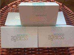Instantáneamente 50pcs / lot Eterno crema para los ojos JEUNESSE AGELESS Instantáneamente frente a la elevación anti envejecimiento cuidado de la piel productos arrugas facelift en una caja de calidad