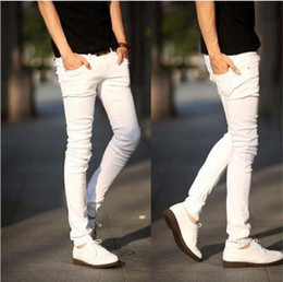 boy white pants - Pi Pants