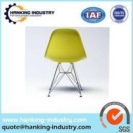 Modern Plastic Chair Simple Design