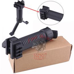 2016 NEW Tactical RIS передняя рукоятка сошки Pod Picattinny Уивер стрелковая ж / Боковая обвязка для охоты