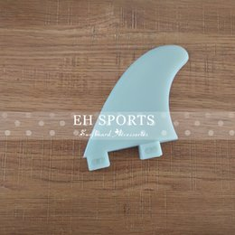 ¡Nuevas aletas que vienen de la tabla de surf !!! Superficie natural plástica libre fcs del color de la tabla de la tabla hawaiana del envío / SUP tamaño GX