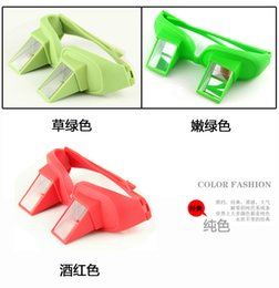 Wholesale Horizontal Reading The new HD lazy lying down reading glasses myopia glasses to watch TV horizontal refraction of light play mobile eye tide