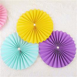paper fans wholesale