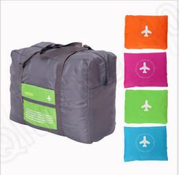 4 cores KKA196 viagem Alife Design Fliht saco dobrável 32L Travel Duffel NOVA mão de continuar saco duffle dobrável