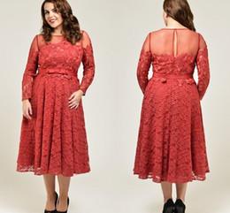 Petite Mother Bride Dresses Tea Length Online | Petite Mother ...
