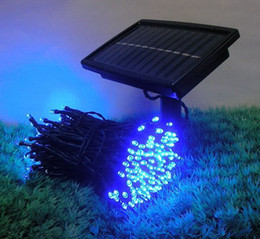 Solar String Lights Led Colored Festive Decorative Light Outdoor Flashing  Patio Garden