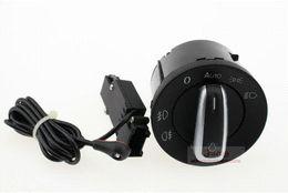 2017 headlight golf VW OEM Auto Headlight Switch and Sensor Kit For VW Tiguan Golf 6 VI Jetta MK5 6 Passat B6 CC, OCTAVIA