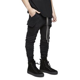 Discount Black Cargo Capri Pants | 2017 Black Cargo Capri Pants on ...