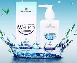 Wholesale ml Snow White Original Whitening Cream Face and Body Lotion Body Skin Care Cream