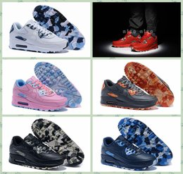 2016 Shoes Run Air Max 2016 New Arrive Air Cushion Max 90 Running Shoes Mens West Max 90 Shoes Sport Trainers Maxes Shoes Sneakers Size 36-45 Shoes Run Air Max for sale