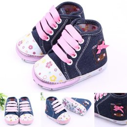 Discount Baby Girl Jeans Shoes | 2017 Baby Girl Jeans Shoes on ...