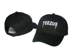 Hot Kanye west yeezus Casquette chapeau Boost Duck Boot Saison hibou casquette chapeau 100% coton Strapback snapback Casquettes gorras 9 panneau chapeau