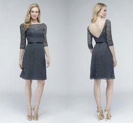 Dark Grey Quality Bridesmaid Dresses Online | Dark Grey Quality ...