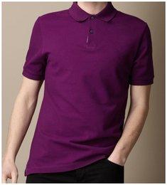Wholesale Hot Sale man fashion summer New england polo shirt high quality cotton casual polo shirt for men men regular fit shirts S XXL