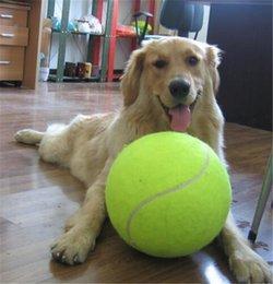 Bola de tenis gigante / 9.5