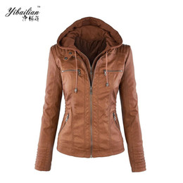 Discount Leather Jackets Hoodies Women | 2017 Leather Jackets ...