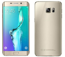 online shopping Newest phone S7 edge bit Dual core show G GB RAM GB ROM smartphone android goophone s7 edge Metal frame