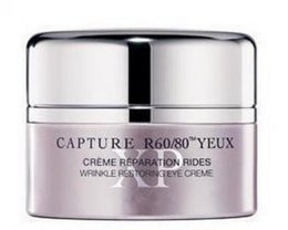 Wholesale Free shopping CAPTURE R YEUX wrinkle correction Eye cream Anti puffiness Removing Dark Dircle anty Pouchanti puffiness Firming