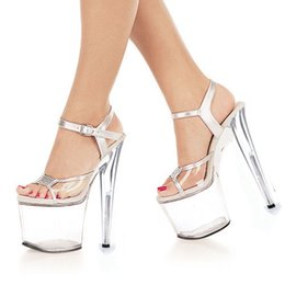Discount Clear Stripper Heels | 2017 Clear Stripper Heels on Sale ...