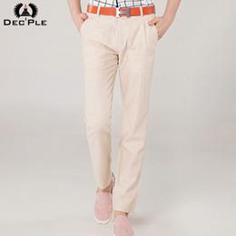 Discount Khaki Linen Pants For Men | 2017 Khaki Linen Pants For ...