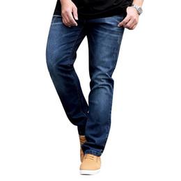 Mens Elastic Waist Blue Jeans Online | Mens Elastic Waist Blue ...