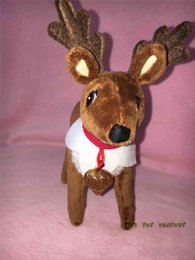 Wholesale 2016 Cristmas Elf Pet Reindeer For Kids Holiday Christmas Gift The Chritmas Creativity Book Fast Shipping