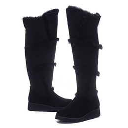 Discount Long Flat Boots For Women | 2017 Long Flat Boots For ...