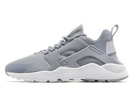 2016 New Huarache Ultra Running Shoes Black White Grey Orange Blue For Men Women Air Sports Trainers Breathable Huaraches Run sho Sneaker online