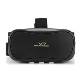 Réalité virtuelle 3D VR Lunettes Google Carton 3D VR BOX réglable pour 3,5