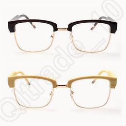 ljjj136 retro women men optical spectacles clear lens metal gold frame glasses vintage eyeglasses eyewear rx 100pcs vintage gold eyeglasses deals