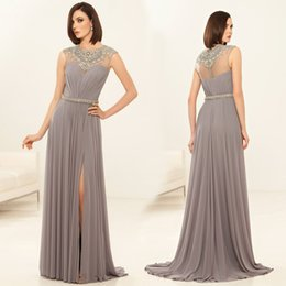 Silver Mother Bride Dresses Sale Online | Silver Mother Bride ...