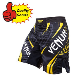Envío libre - Shorts-Muay de la lucha de Machida de MMA / boxeo de Tailandia