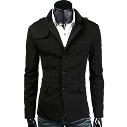 Discount Designer Grey Mens Coats | 2017 Designer Grey Mens Coats