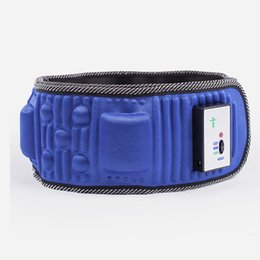 Wholesale 2016 Top Fashion Biological Therapy Rejection Fat Belt Factory Direct Sale X5 Sports Thin Rejection Fat Belt To Lose Weight Waist Massage
