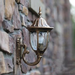 Fashion Europe Wall Sconce Outdoor
